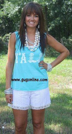 Forever in Lace Shorts in White www.gugonline.com $29.95