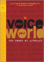 Your Voice, Your World: The Power of Advocacy Journey Page