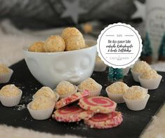 CASTLEMAKER Lifestyle-Blog - Einfache Kokoskugeln und bunte Lollikekse // REZEPTE « CASTLEMAKER Lifestyle-Blog Tiramisu Mascarpone, Cupcakes, Cereal, Muffin, Low Carb, Breakfast, Desserts, Food, Sprinkles