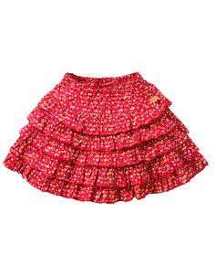 Sissi Skirt Red