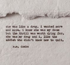 Rm Drake Quotes That Will Speak To Your Soul Poetry Pinterest