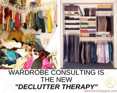 Wardrobe Makeover, Personal Stylist, Fashion Stylist, Declutter, Wardrobe Rack, Stylists, Confidence, How To Wear, Clothes