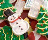 Christmas Cookie recipes @Disney Family Fun