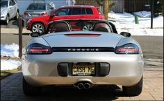 718 Style Tail Lights (interest) - 986 Forum - for Porsche Boxster & Cayman Owners My Dream Car, Dream Cars, Audi, Bmw, Ford Edge, Porsche Boxster, Fender Flares, Porsche Cars, Tail Light