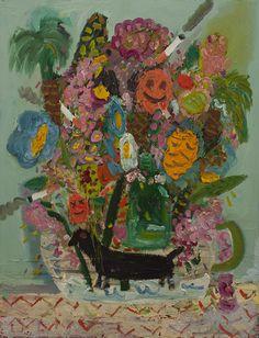Georgina Gratrix @ smac gallery Visual, Inspiration, Still Life, Painting, Cool Art, Top Artists, Artsy, Art Collection