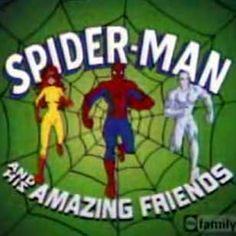 Il cartone animato dell'Uomo Ragno e i suoi fantastici amici. Una perla che tutti i bambini d'oggi avrebbero dovuto vedere. Assieme a quello anni '80 che ora spopola nei (da me odiatissimi) meme ad esso relativo.