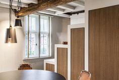 Renovation Project of an Old Farmhouse by JUMA Architects