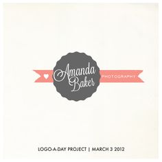March 3 Logo by Dear Miss Modern {design templates by deluxemodern}