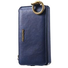 Luxury Multi Pouch Leather iPhone Case
