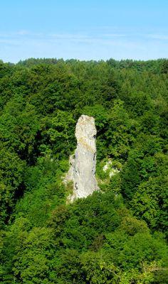 Trail run in #Streitberg #Fränkische Schweiz. #Bavaria #Germany More: http://trampelpfad.net/