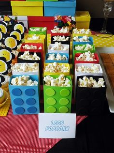 Lego Popcorn Boxes                                                                                                                                                                                 More