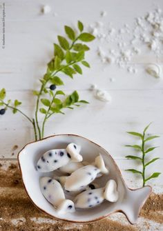 Schlemmerhafte Joghurt-Blaubeer-Fischlis - marieola - food and lifestyle blog