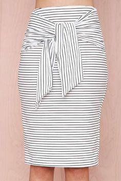 Get Waisted Skirt