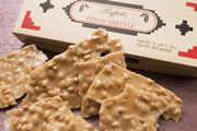 Pinon Brittle for wedding favors - a taste of New Mexico :)