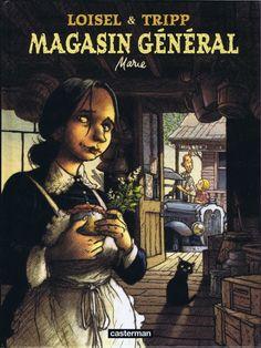 Magasin général - 1 à 9*** (terminée)