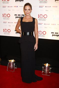 Emily Blunt at London Film Critics' Circle Awards 2013