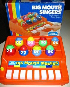 big mouth singers