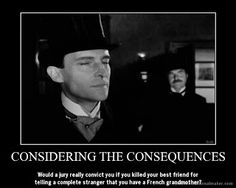The Perfect Blog Title: More Jeremy Brett's Sherlock Holmes Demotivational Posters