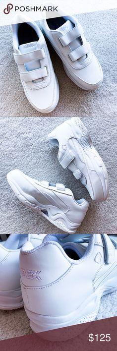 eeba74b6059 APEX Men s Strap Walker Diabetic Shoes NEW NEW APEX 2 Strap Walker Diabetic  Shoes Men s Size