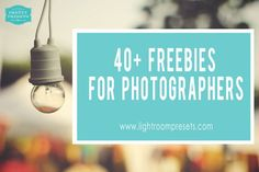 I know you love freebies just as much as I do! So, I thought it would be fun to put them all in one place for you. Included in this list are freebies that can