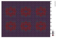 Ravelry: Project Gallery for Jubilee Throw pattern by Kaffe Fassett