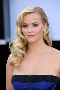 Reese Witherspoon at the 85th Annual Academy Awards Arrivals, Dolby Theater, Hollywood, CA #beauty #makeup #celebrity