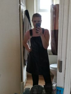 Dressing With A Stoma | What To Wear With An Ostomy | Primark | Fashion | Dungaree Dress