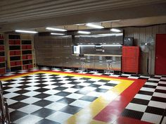 20 Foot Stainless Steel Garage Cabinets