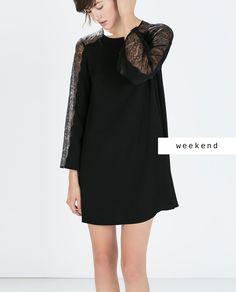 #zaradaily #weekend #woman #dresses #aw14