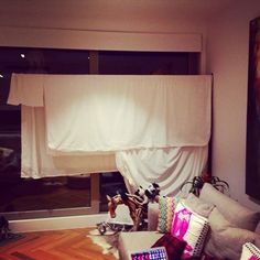wall mounted clothesline ;wall mounted clothes airer