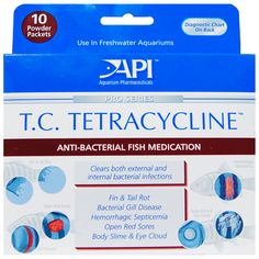 Alternative treatment for Erythromycin, especially for Streptococcus infections in fish (not to be combined with Erythromycin).  http://www.americanaquariumproducts.com/pimafix.html#tetracycline