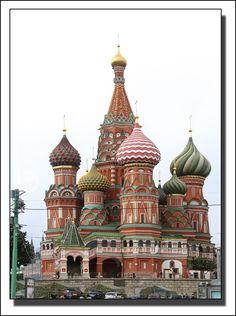 St. Basil's Cathedral, The Kremlin