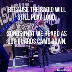 """The Gaslight Anthem """"Boomboxes"""""""