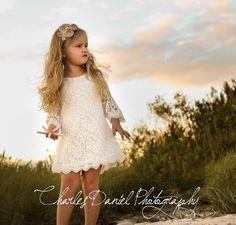 The Chloe Lace Dress