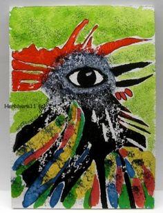 Tiere und Kunst von Herbivore11 - Wilder Hahn