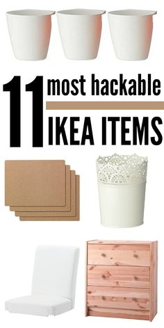 We love IKEA furniture! So practical and entertaining. But what's more … – Ikea Hacks – Ikea Hacks Hacks Ikea, Ikea Furniture Hacks, Organizing Hacks, Diy Hacks, Paint Ikea Furniture, Mirror Furniture, Laminate Furniture, Furniture Buyers, Ikea Furniture Makeover
