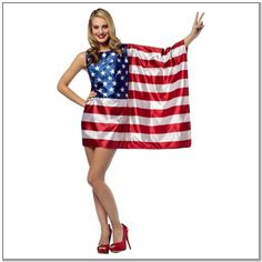 784a03d5dc4 Patriotic Clothes For Women - Clothing   Fashion Styles Ideas ... American  Flag Dress