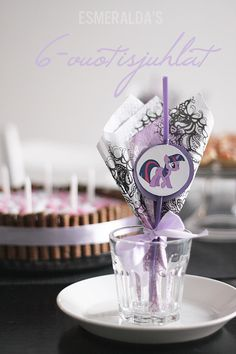 6th Birthday party, Lilac, My Little Pony