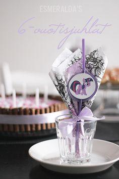 synttärit violetti