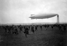 In 1930 the Castrol-assisted R100 airship, designed by Barnes Wallis, flew to Canada from London in just 72 hours.