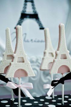 Marissa's Paris Pamper Party | CatchMyParty.com