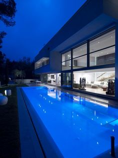 House in Dionysos by Nikos Koukourakis #pools #swimmingpools #swimmingpool #luxurypool #swimming #pool #summer #fun #backyard #exteriors #homedecor #homedesign #architecture #lighting #outdoors #familytime www.gmichaelsalon.com #greatoutdoors #backyard #hottub #sauna