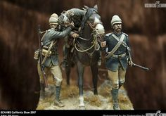 19th Hussars by Bill Horan. Have found no more information but believe these…