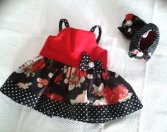 Kit roupinha baby alive floral