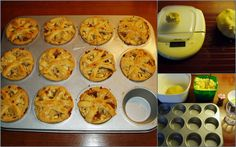 petra shopgarage: appeltaartjes in muffinvorm