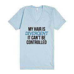 My Hair Is Divergent