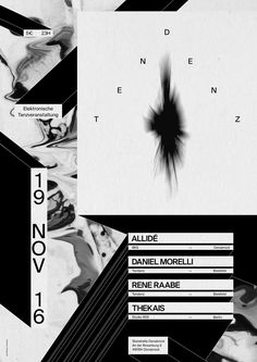 Poster for Tendenz Party No. 9