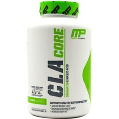 Muscle Pharm CLA Core is a naturally-occurring fatty acid found in meat, diary, and safflower oil. Research suggests that this may help to reduce body fat and increase lean muscle by reducing fat cells' ability to accumulate fat. MusclePharm CLA Core is the highest quality, purity-and potency-conjugated Linoleic acid (CLA) available.