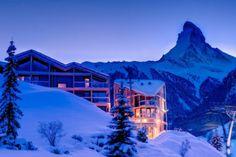 Hotel Matterhorn Focus, Zermatt, Switzerland