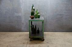 lit from above, Modern50 || 2730_greenwich-industrial-slate-bar-cart-table1.jpg (800×530)